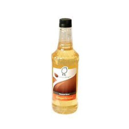 Sweetbird Gingerbread Syrup (1 Litre) - DiscountCoffee