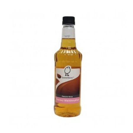 Sweetbird Toasted Marshmallow Flavouring Syrup (1 Litre) - DiscountCoffee