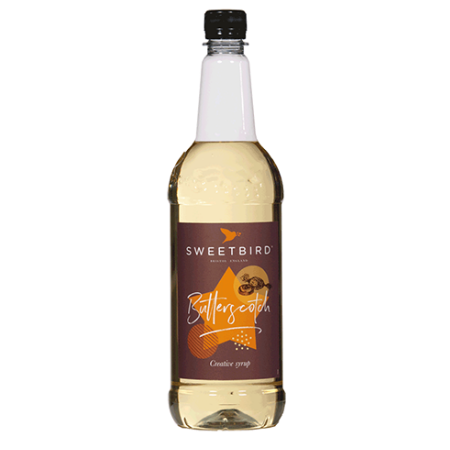 Sweetbird Butterscotch Syrup - discount coffee