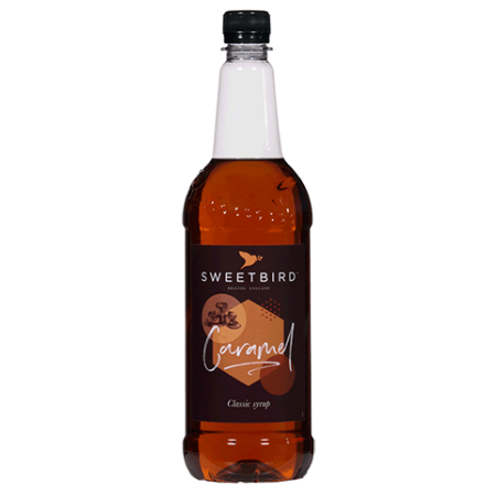 Sweetbird Caramel Syrup - discount coffee