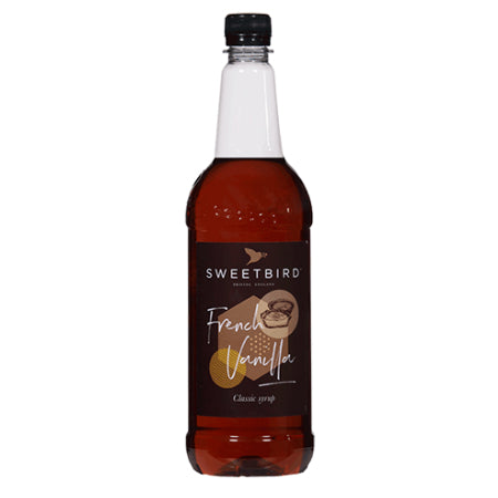 Sweetbird French Vanilla Syrup - discount coffee