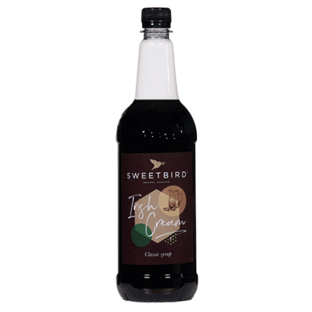 Sweetbird Irish Cream Syrup - discount coffee