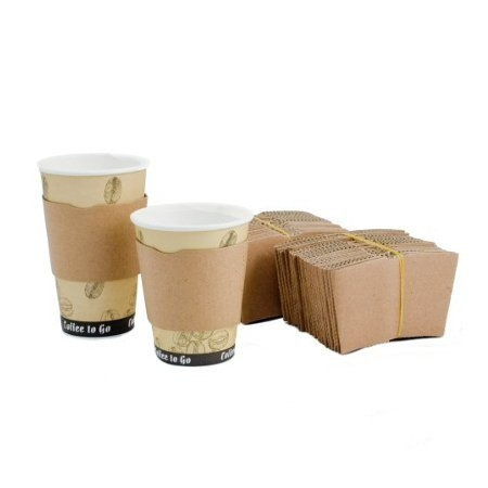 Takeaway Coffee Cup Clutch/Sleeves/Holders 8/10oz (500)