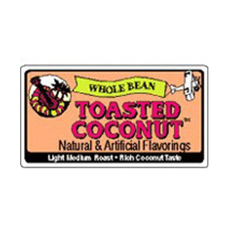 Toasted Coconut Roast Whole Bean Coffee (285g) - DiscountCoffee
