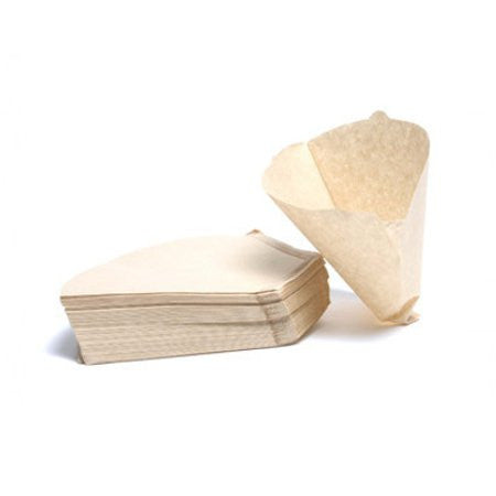 Unbleached 1x4 Size Filter Papers (40 papers)