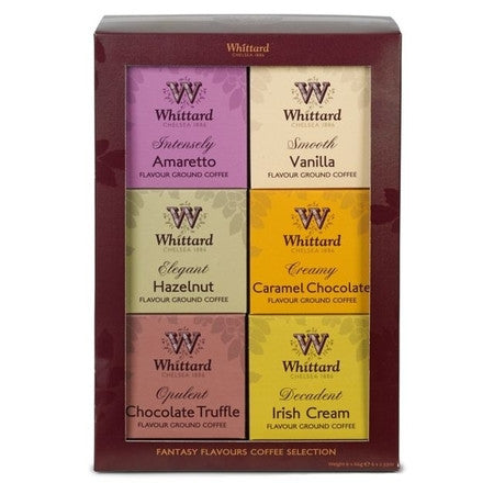 Whittard Fantasy Flavours Coffee Selection