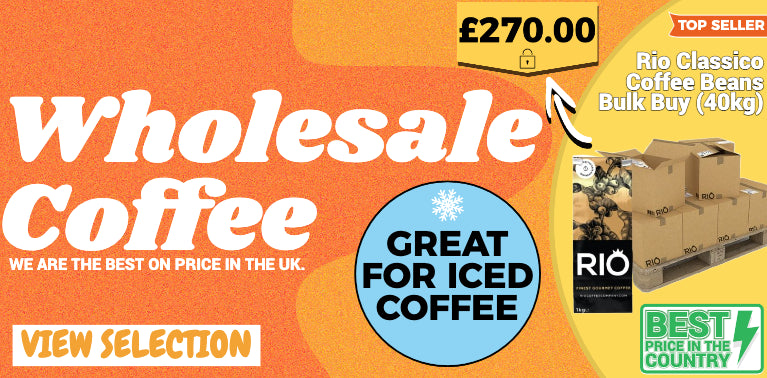 Wholesale Coffee Beans UK | Discount Coffee