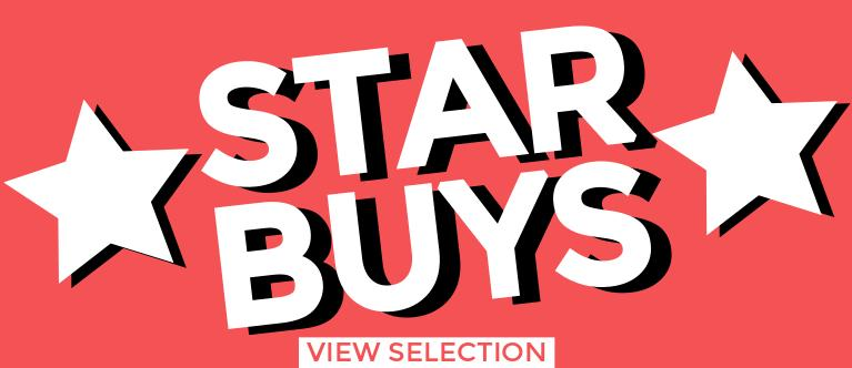 Star Buys, Amazing Special Offers | Discount Coffee