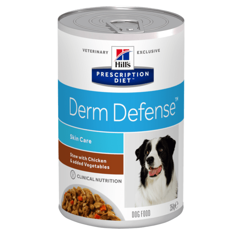 Hill's - Prescription Diet Canine - Derm Defense Stew