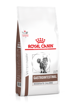 Royal Canin - Veterinary Diet Feline - Gastrointestinal Moderate Calorie