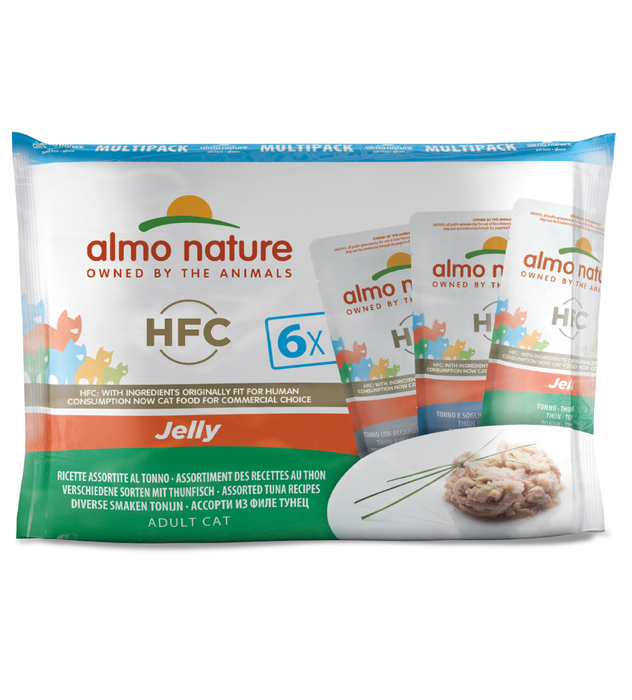 Almo Nature - HFC Cat - Multipack - 330gr