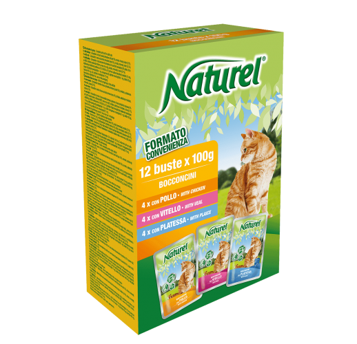 Life Pet Care - Naturel ( 12 x 100gr )