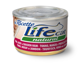 Life Cat - Natural - Le ricette
