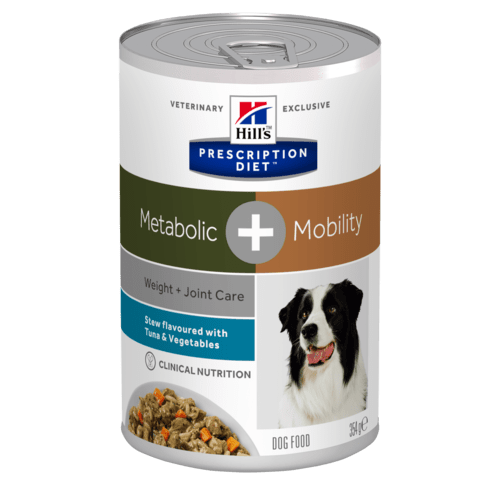 Hill's - Prescription Diet Canine - Metabolic+Mobility Stew