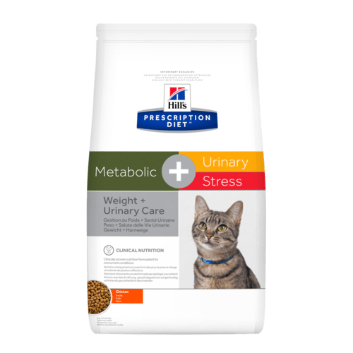 Hill's - Prescription Diet Feline - Metabolic+Urinary Stress