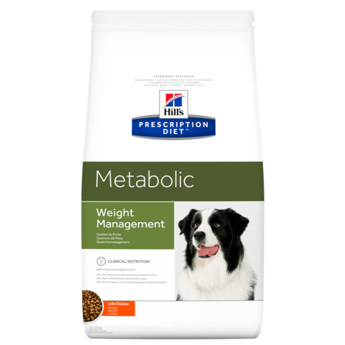 Hill's - Prescription Diet Canine - Metabolic
