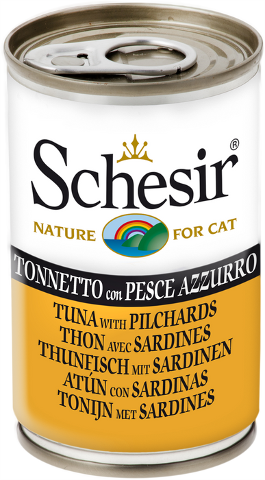 Schesir Cat - Lattina convenienza 140gr