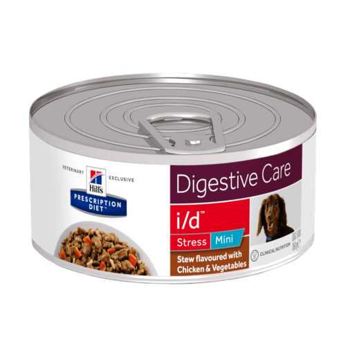 Hill's - Prescription Diet Canine - i/d Stress Mini Stew