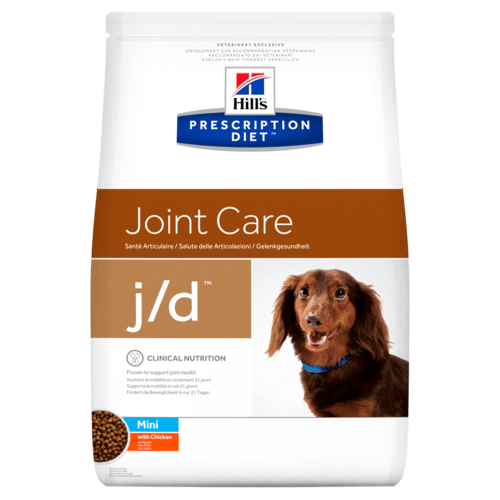 Hill's - Prescription Diet Canine - j/d Mini