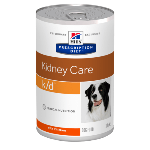 Hill's - Prescription Diet Canine - k/d