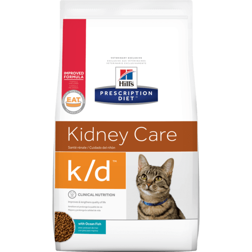 Hill's - Prescription Diet Feline - k/d