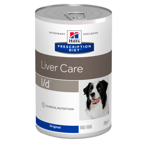 Hill's - Prescription Diet Canine - l/d