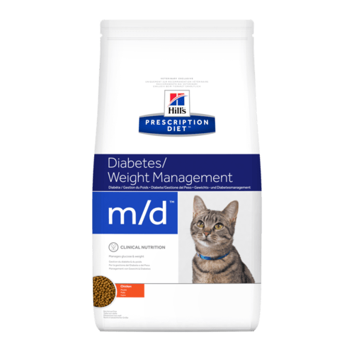 Hill's - Prescription Diet Feline - m/d