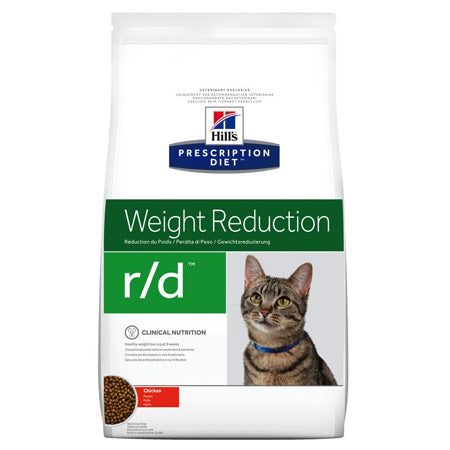 Hill's - Prescription Diet Feline - r/d