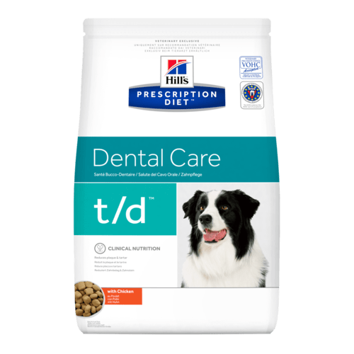Hill's - Prescription Diet Canine - t/d