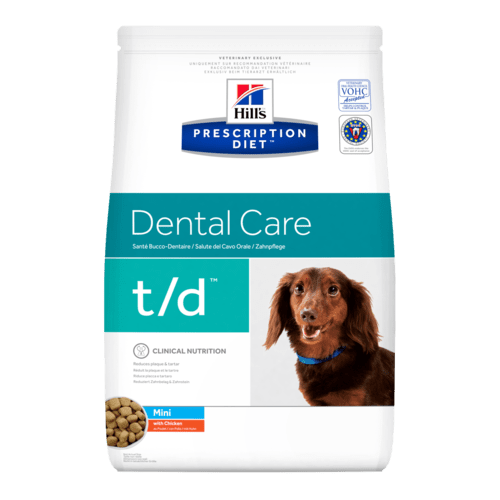 Hill's - Prescription Diet Canine - t/d Mini