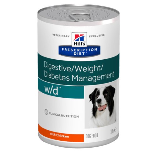 Hill's - Prescription Diet Canine - w/d