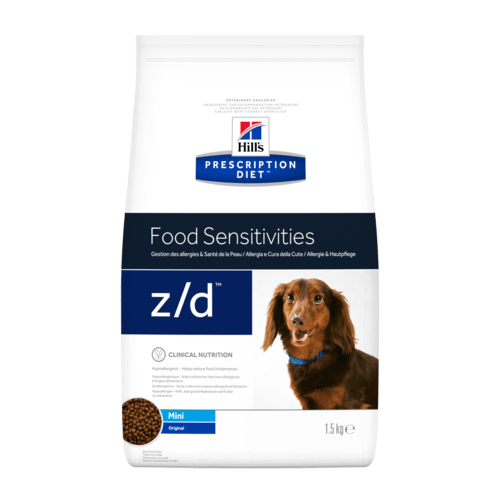 Hill's - Prescription Diet Canine - z/d Mini