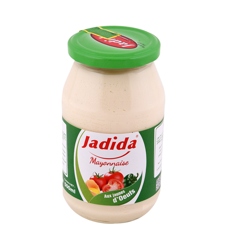 Mayonnaise 480ml JADIDA