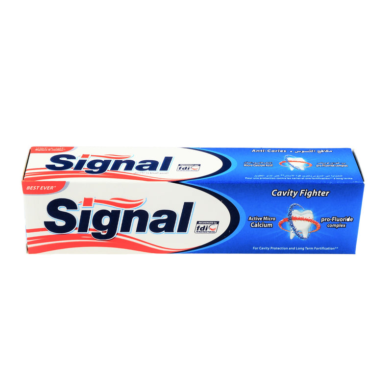 Dentifrice anti-caries 75ml SIGNAL