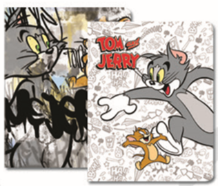 Cahier brochure 192 pages seyes TOM ET JERRY