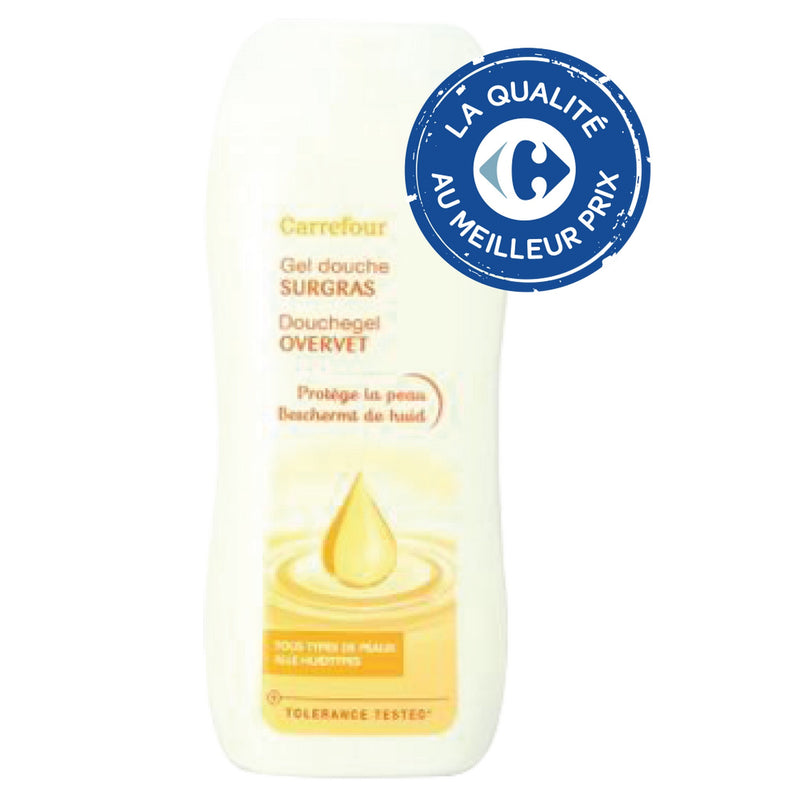 Gel douche Surgras 250ml CARREFOUR
