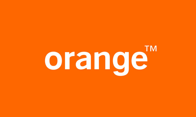 Recharge Orange 5 dinars