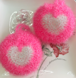VALENTINE'S DAY SCRUBBIES