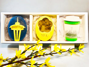 SEATTLE SOAP SET