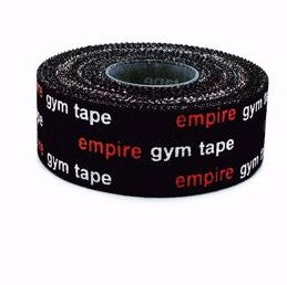 EMPIRE PRO TAPE-BLACK 2.5cm x 13mtr