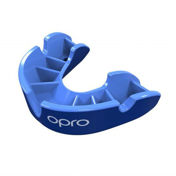 Opro-Junior Silver Gen 4 Mouth Guard