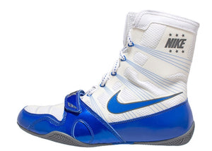 NIKE-JUNIOR Hyper KO White/Blue