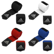 Load image into Gallery viewer, ADIDAS-BLACK HAND WRAPS