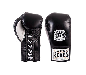 CLETO REYES -BLACK Traditional contest gloves