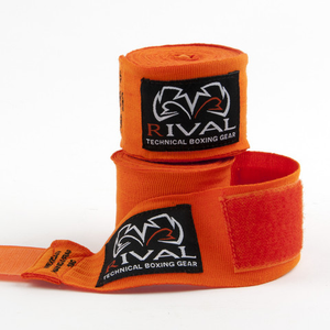 RIVAL-ORANGE HAND WRAPS