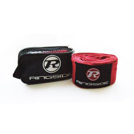 RINGSIDE-Pro Hand Wraps 3.5 Red