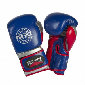 PROBOX-JUNIOR CHAMP SPAR' BLUE/Red/SILVER GLOVES