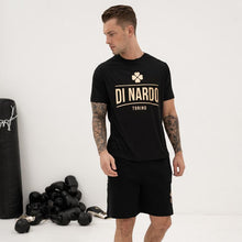 Load image into Gallery viewer, Di Nardo-Men's Black Boxing T-Shirt
