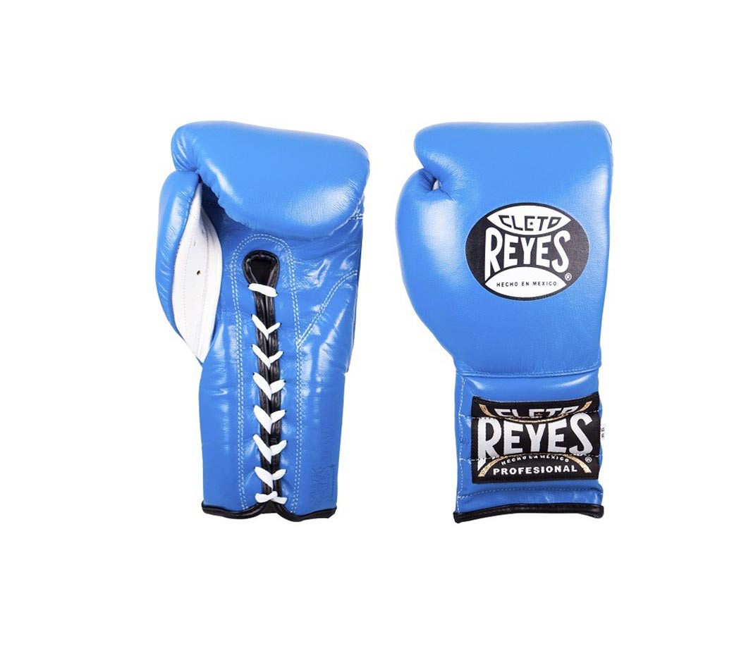 CLETO REYES-BLUE LACE SPARRING GLOVES