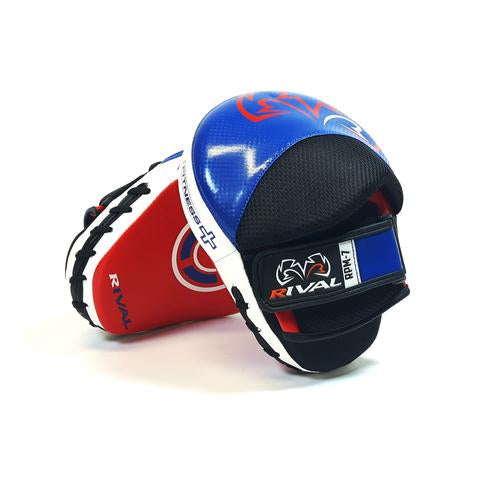 RIVAL-RPM7 FITNESS PLUS PUNCH MITTS
